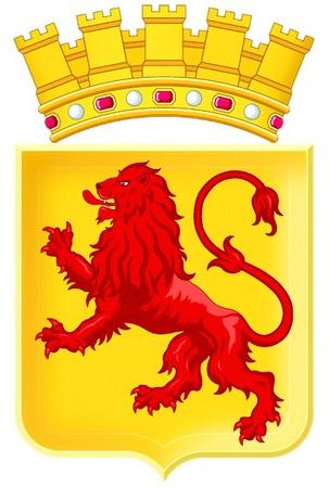 Roi des animaux de gueules  Nouveau_blason_de_Macedoine