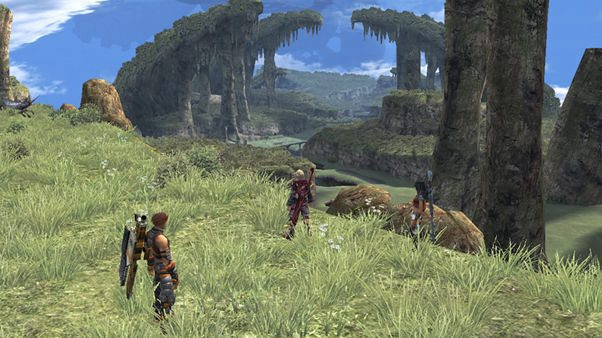 Official Nintendo Consoles Music Thread (Thanks for Listening!) - Page 3 Xenoblade-gaur-plains