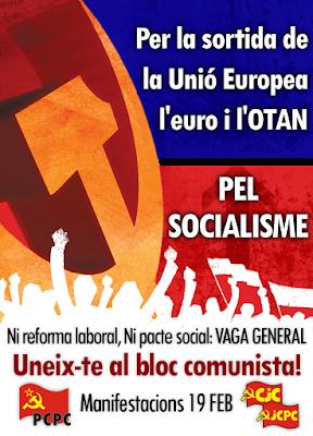 Domingo 19-F; Listado de Manifestaciones contra la REFORMA LABORAL ... - Página 2 Cartell