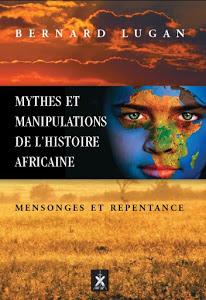Bernard LUGAN: ses ouvrages sur l'Afrique Couvertures