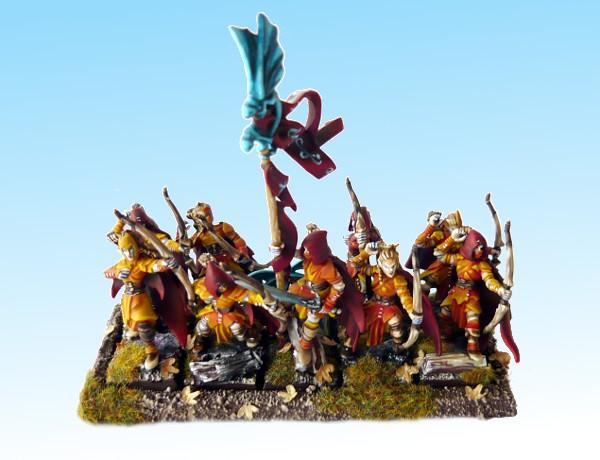 Skavenblight's Wood Elves - Page 2 Glade_guards_10