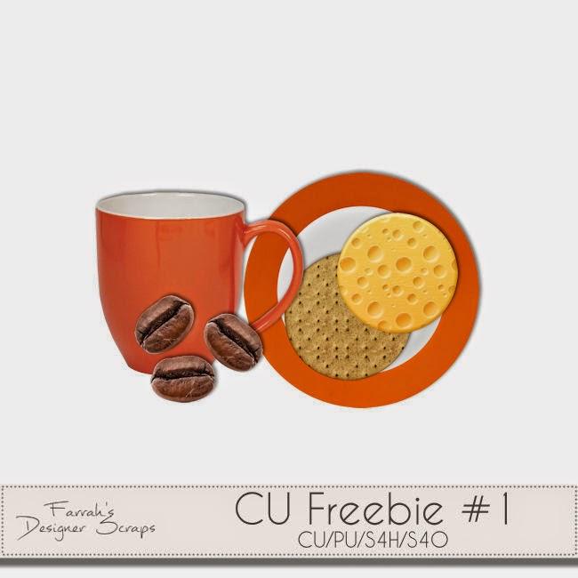 Pumpkin Latte food inspired CU freebie-Farrah's Designer Scraps FDS_CUFreebie1_PREV