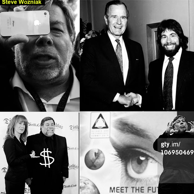 ¿Apple fué Fundada por Masones? Steve-wozniak-mason-illuminati
