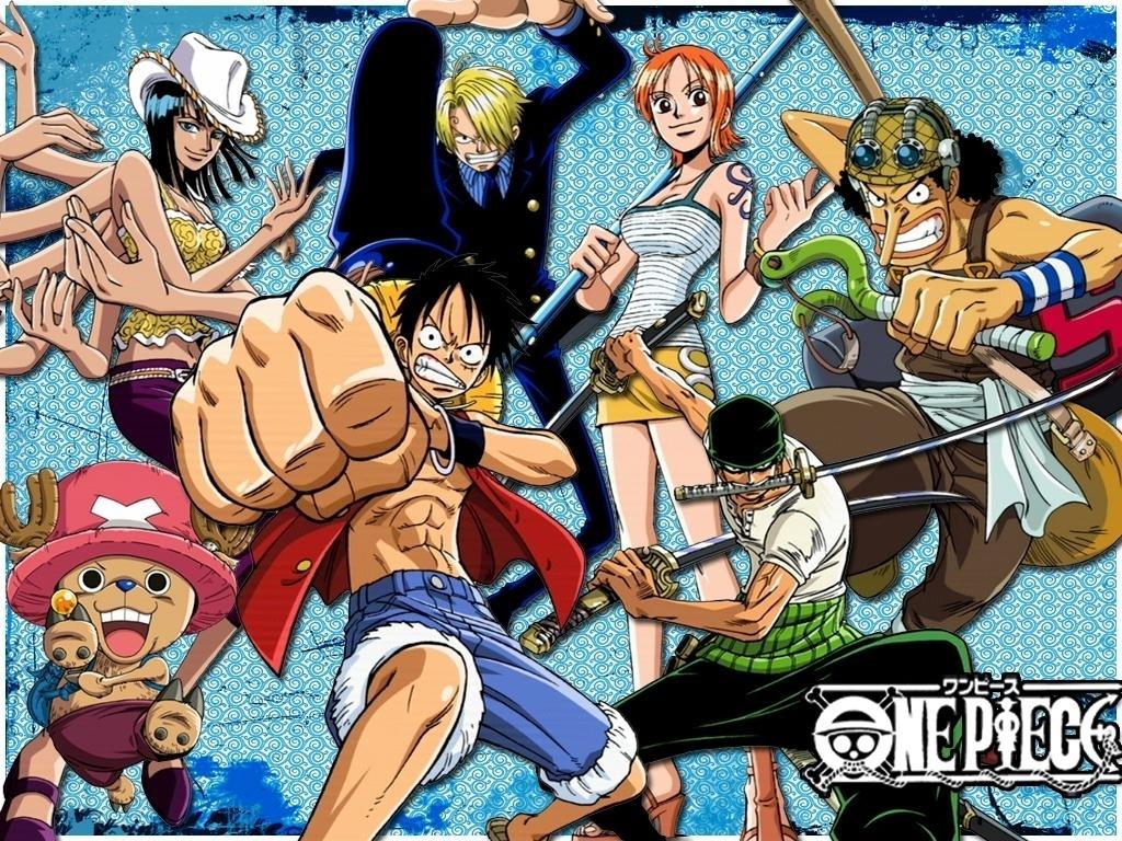 Eiichirō Oda One-Piece-one-piece-2484341-1024-768