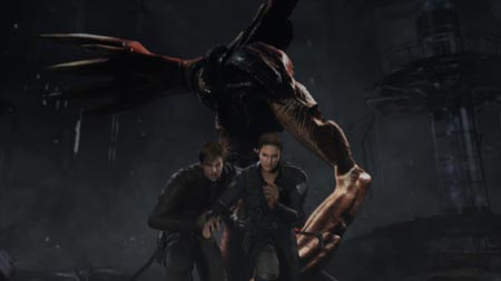 Biohazard: Degeneration (Resident Evil : Dégénération) Resident-evil-g-virus