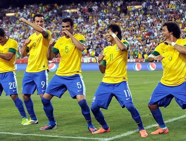 Liga Prêmios A La Carte - Seleções !!! Brasilxusa