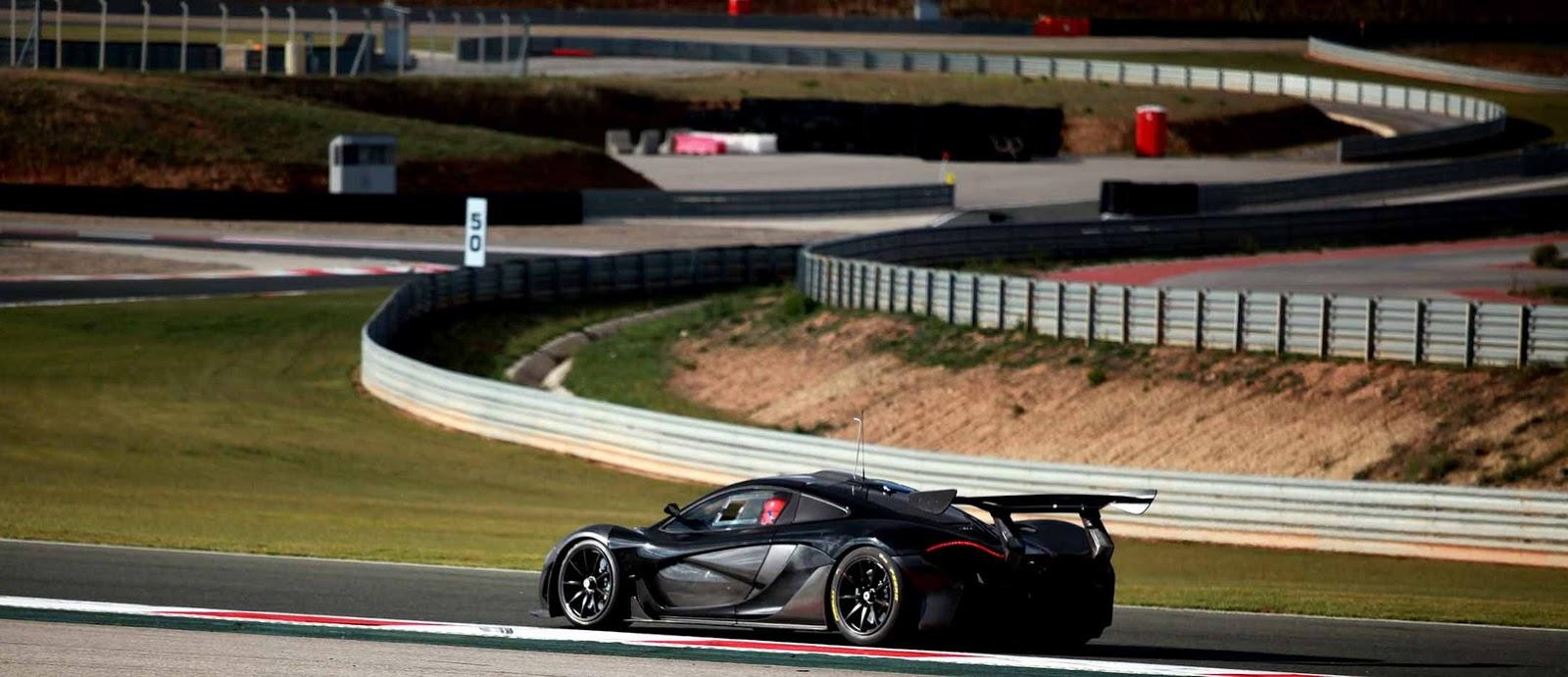 2013 - [Mclaren] P1 [P12] - Page 10 McLaren-P1-GTR-7