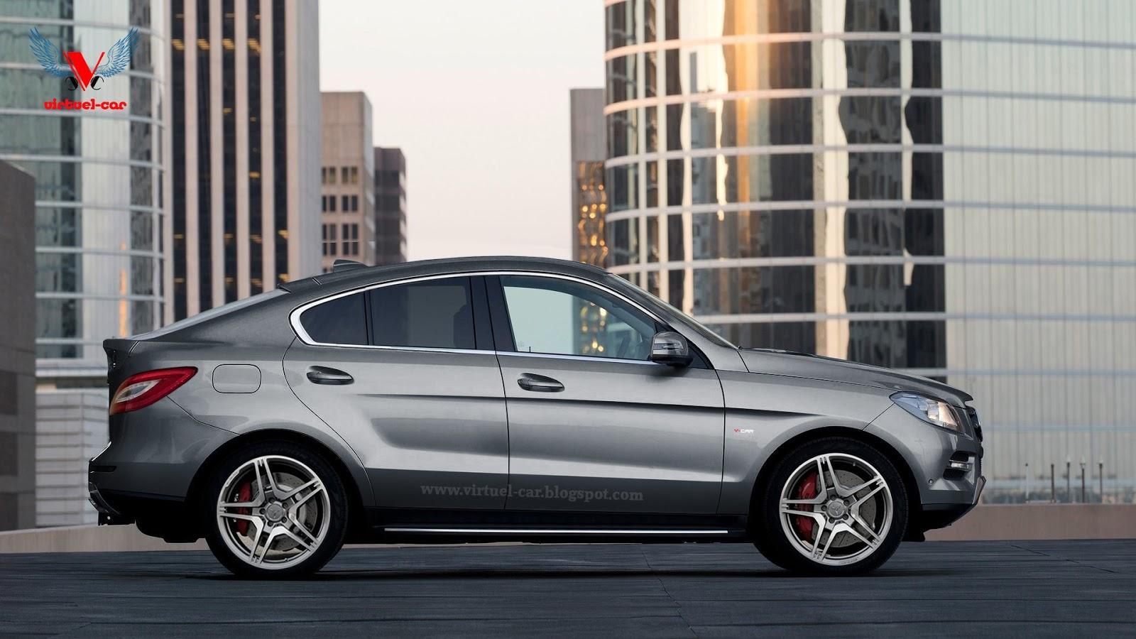 2015 - [Mercedes] GLE Coupé [C292] MLC