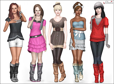Spring Grace - Suede Boots For Females (Teen to Adult) by Elexis  MTS_Elexis-1276138-FullSize
