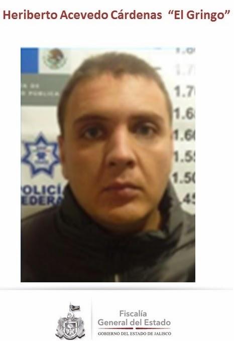 Fuerza Única de Jalisco abate a cuatro presuntos delincuentes EL%2BGRINGO