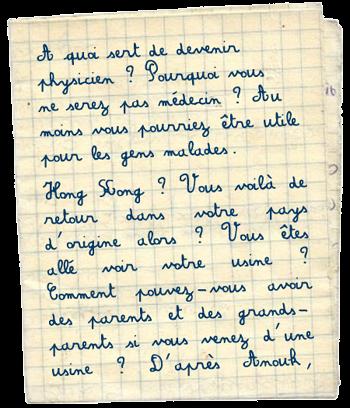 [PS épistolaire] Margotte à Lyam - 9 août 2014, p.4 - Page 2 Lettre2