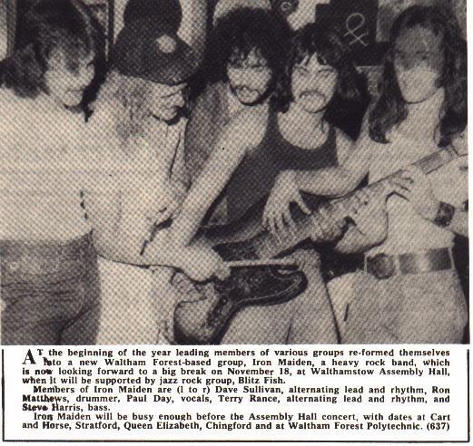 RECORTES DE PRENSA - Página 4 Iron_maiden_1976