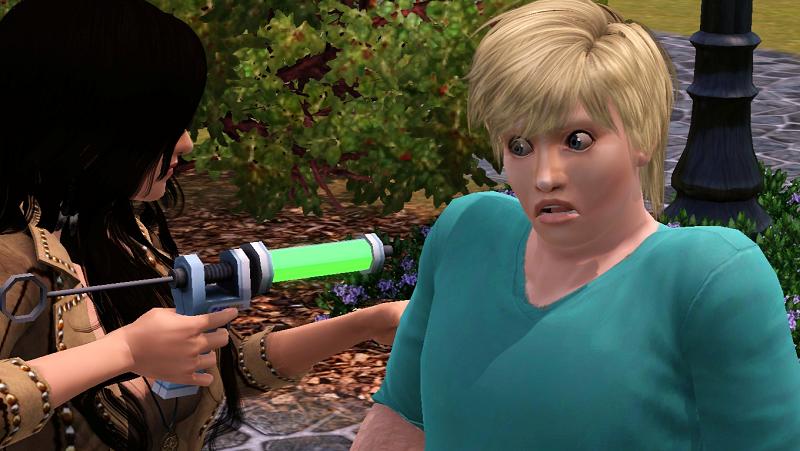 A vos plus belles grimaces mes chers Sims! - Page 5 Grimace13