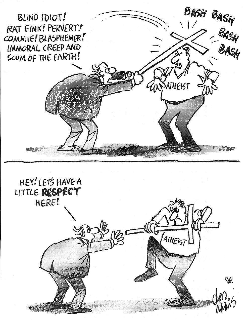 Како го дефинирате поимот Религија?  - Page 3 Atheist-cartoon-1
