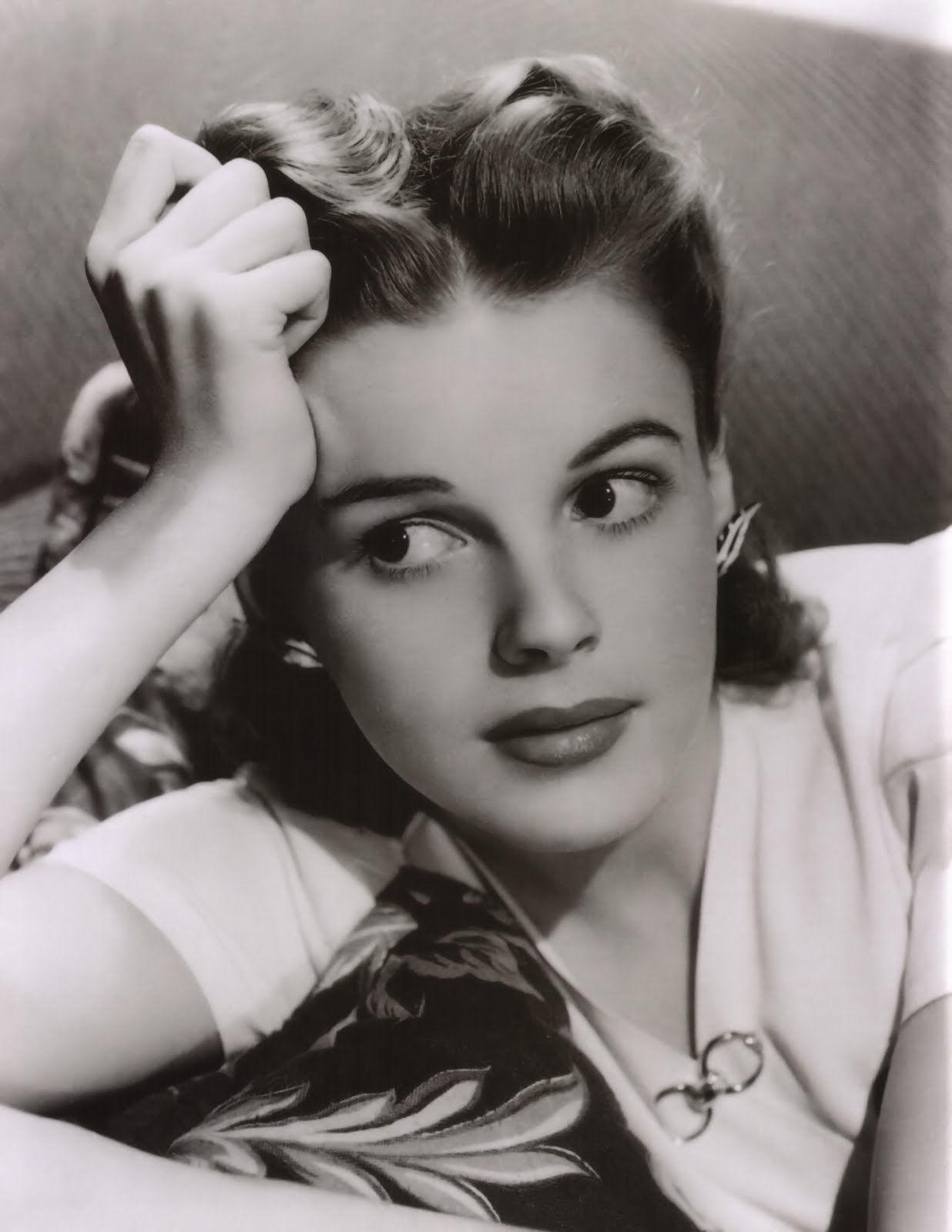 Judy Garland Garland%2Bface