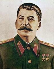 IL DIO DEGLI ATEI Stalin
