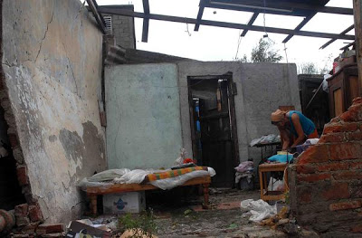 """[Malas noticias] El huracán """"Sandy"""" dejó 11 muertos en su paso por Cuba Santiago%2B2"""