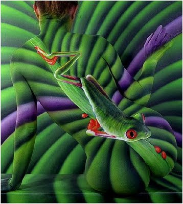 Body painting... - Page 4 56