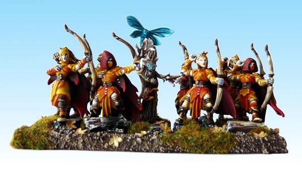 Skavenblight's Wood Elves - Page 2 Glade_guards_01