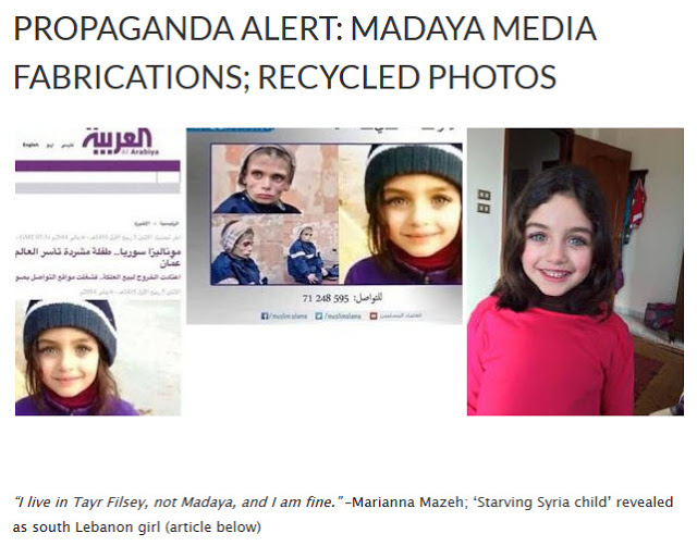 """The Madaya Crisis"": Media LIES & Propaganda Madaya%2Blittle%2Bgirl%2Blie"