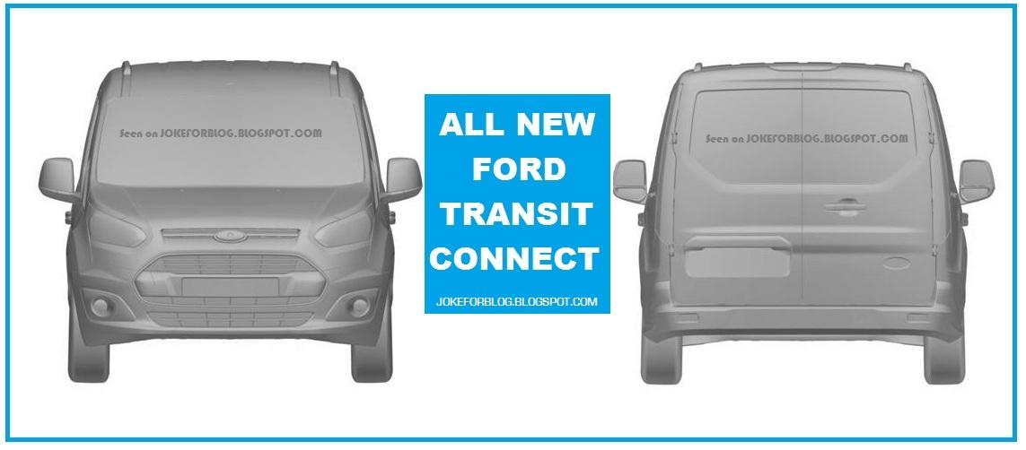 2013 - [Ford] Transit (Connect & MaxiVan) DAV-RET