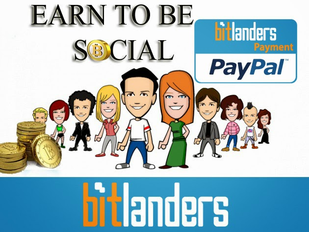 BITLANDERS TIPS| HOW TO MAKE MONEY 10$ ONLINE FOR FREE Kjkj%2Bcopy