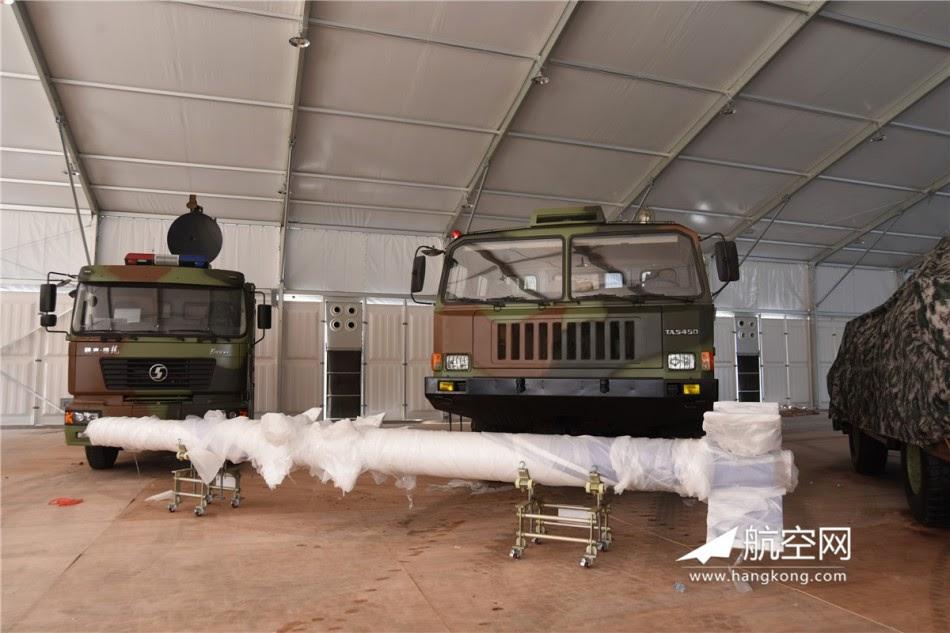 Zhuhai 2014 (11 au 16 Novembre) -  Airshow China 2014      WS-2%2Brocket%2Blaunchers%2B%2B1