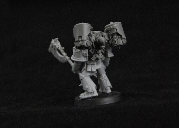 Warhammer 30k Sons of Horus  SOH_Reaver_WIP_07