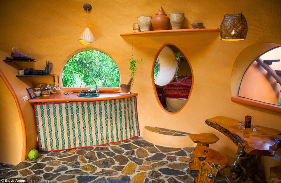 Une mini-maison de rêve en Thaïlande (photos + vidéo)  Dome8