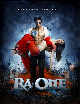 RA ONE (2.011)  con SRK + Jukebox + Vídeos Musicales + Sub. Español  Ra.one-2011-2b