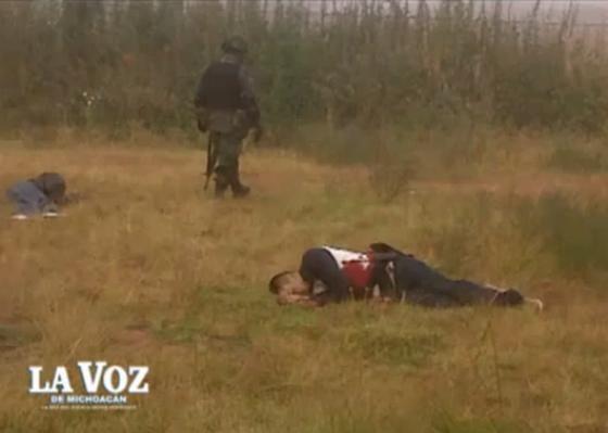 Imagenes, Sicarios abatidos por Fuerzas Federales tras enfre 2011-10-29_014445