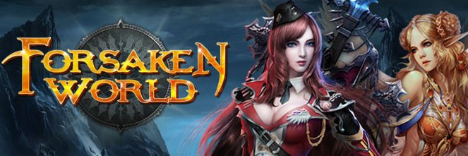 Новая MMORPG Forsaken World Forsaken-world