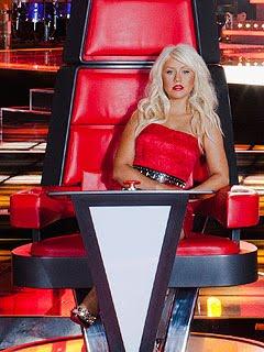 """Entertainment Weekly comenta sobre las audiciones de """"The Voice Christina-aguilera-240"""