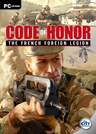 Code of Honor: The French Foreign Legion PC RePack CorePack Url