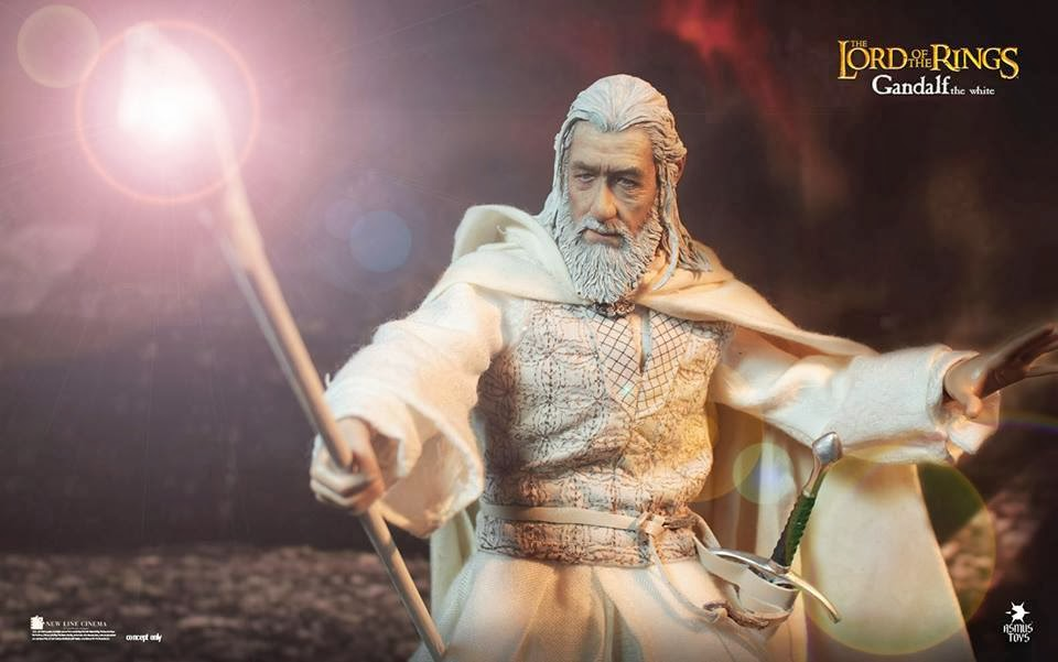 [Asmus Toys] The Lord of the Rings 1/6 scale - Gandalf F11