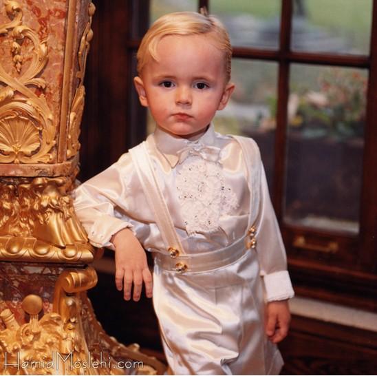 Novas fotos da infância de Prince e Paris S2dFJ6H