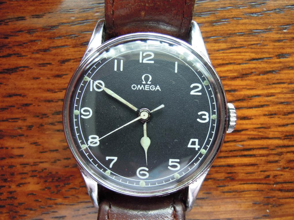El reloj del dr. Manhattan Om4