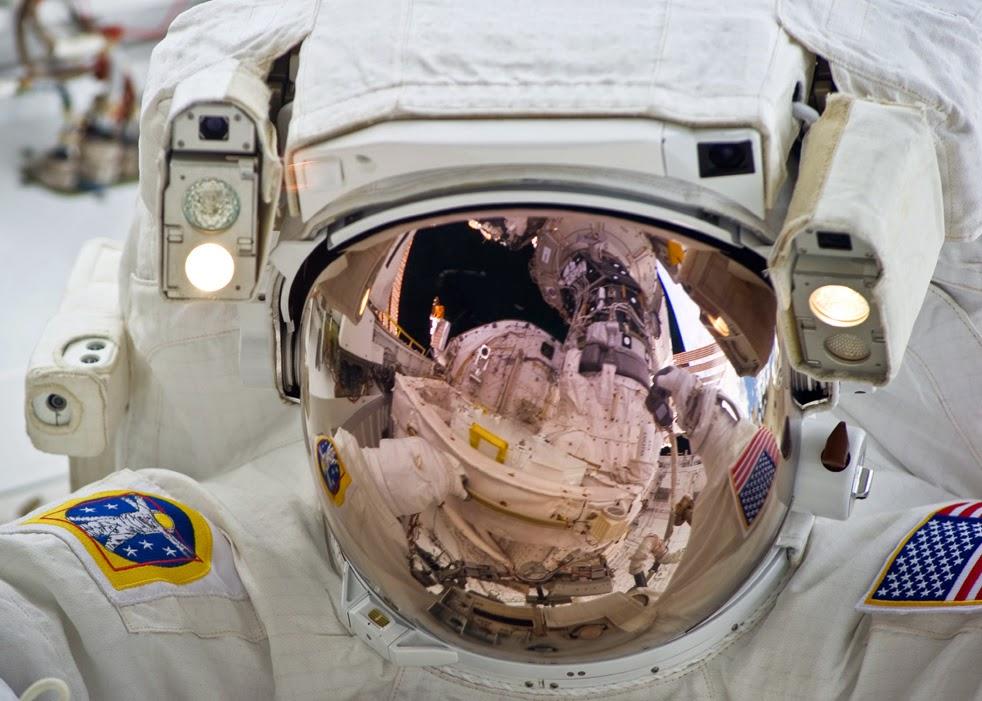 --Работа шаттла на орбите : фотографии-- Shuttle9