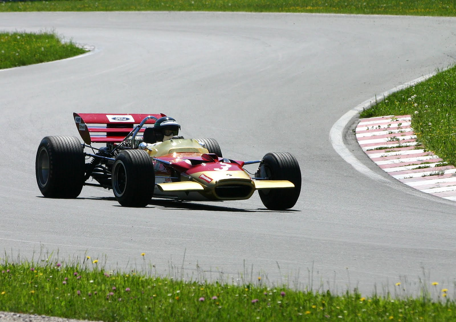 HISTORIA DE LA F1 DESDE 1950 HASTA EL 2000 *F1 By Riky * Lotus-49c-1