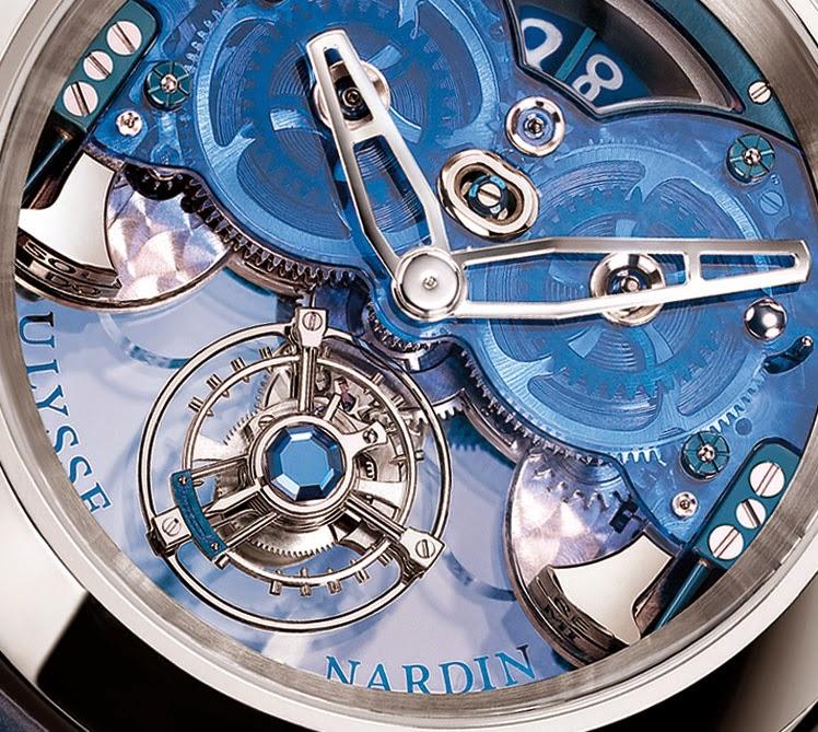 Ulysse Nardin - Imperial Blue Ulysse_Nardin_Imperial_Blue_dial_detail