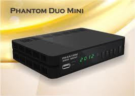 mini - Atualização Fantasma Mini Duo 23/08/2012 Phamtom