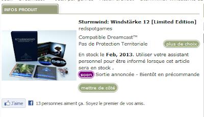 Pour mieux comprendre la saga Sturmwind Play