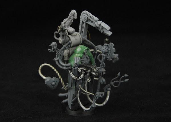 Warhammer 30k Sons of Horus  Dark_Mechanicus_WIP_05