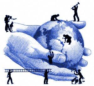 Todos unidos por un mundo mejor Mundo