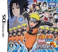 Todos los juegos de Naruto para NDS Images