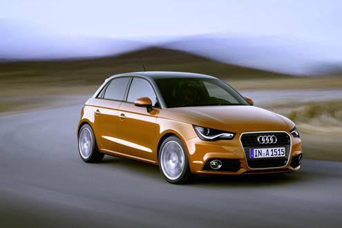 2012 - [Audi] A1 Sportback - Page 5 2012-Audi-A1-Sportback-12