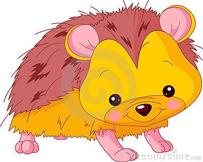 Psychologie de comptoir  Fun-zoo.-hedgehog-thumb23076396