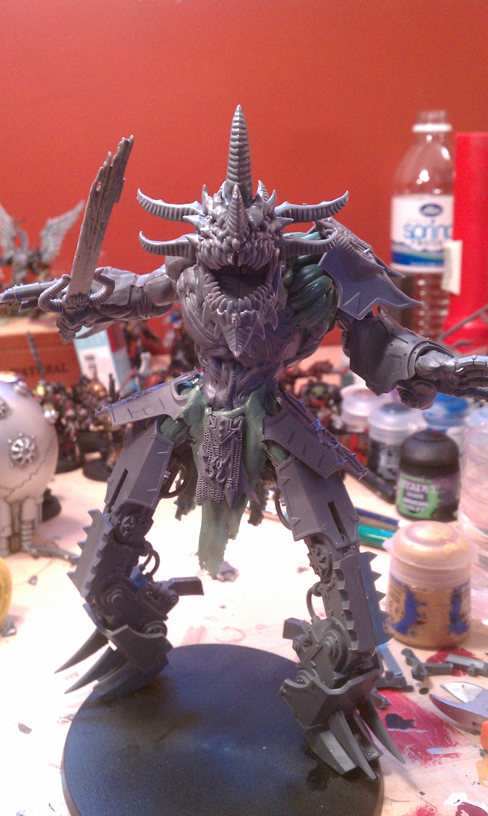 Another conversion, a Bipedal Soul Grinder! IMAG0594a