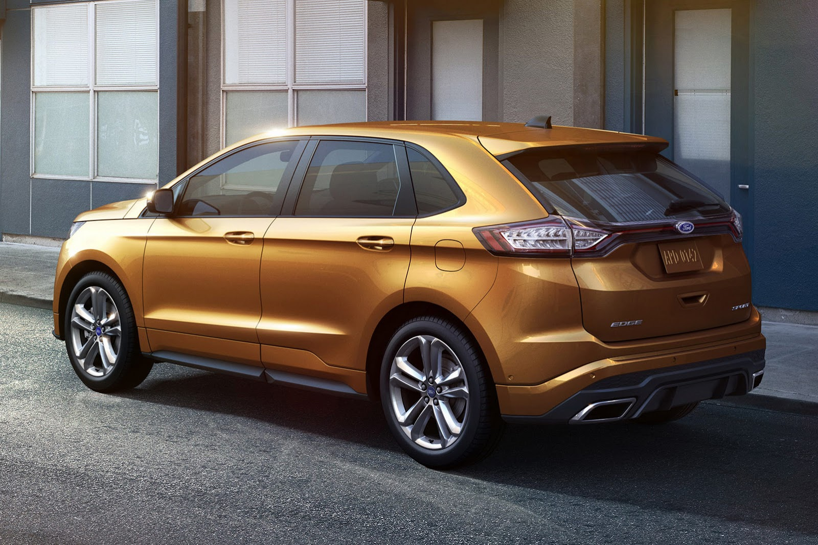 2015 - [Ford] Edge II - Page 2 2015-Ford-Edge-24