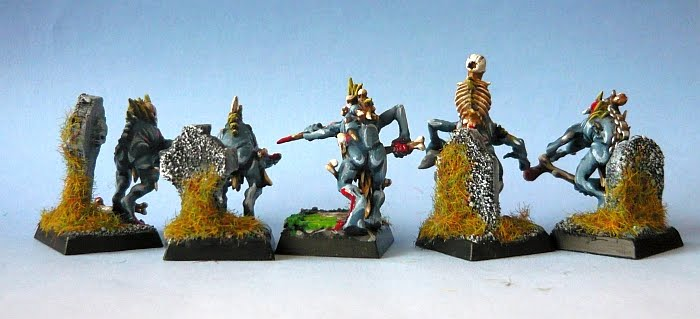 undead - New undead warband by Skavenblight Ghul4